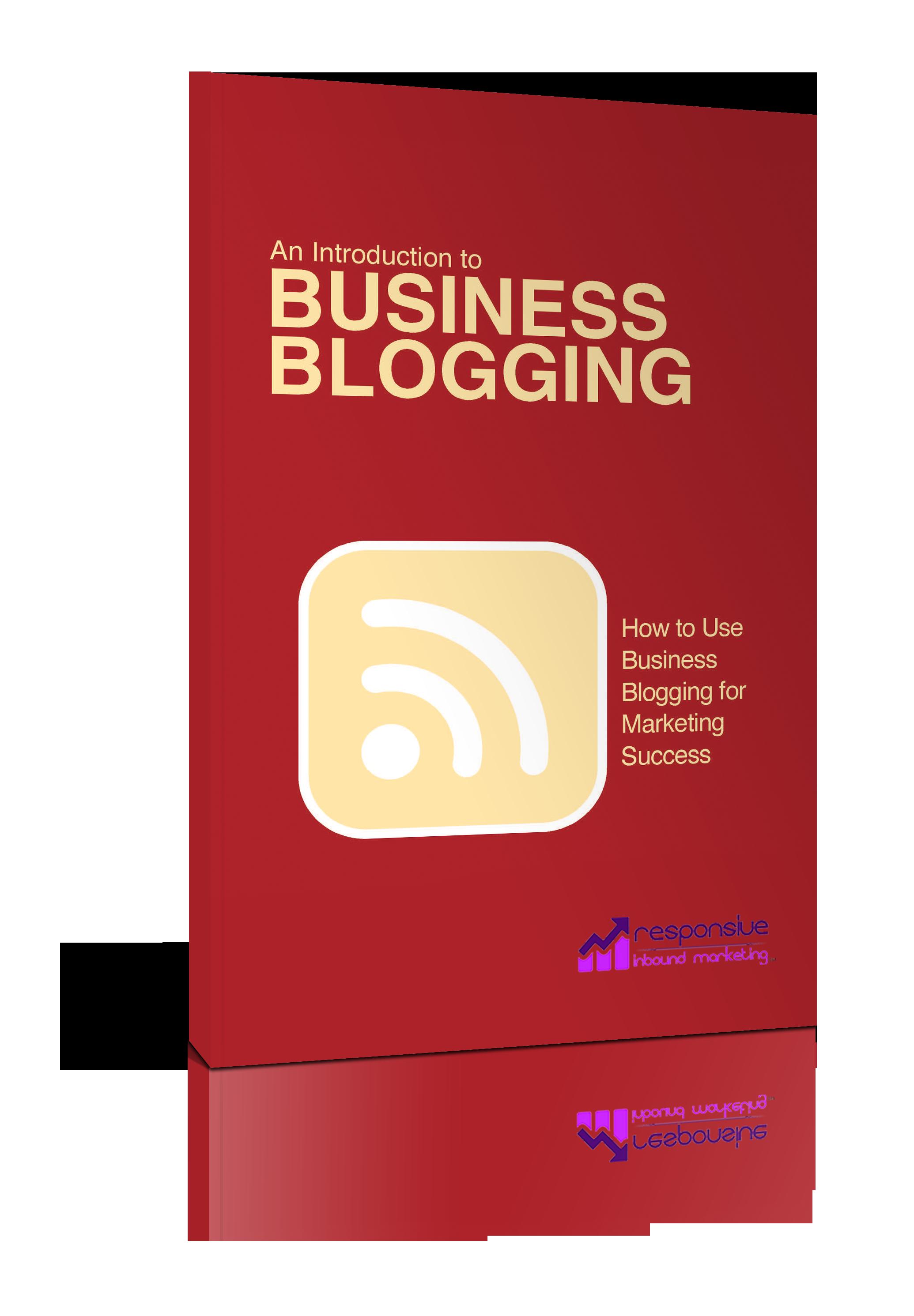 Business Blogging.