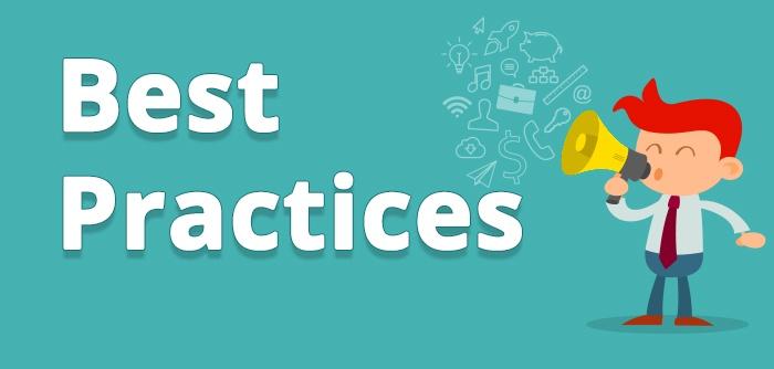 Successful Best Practices