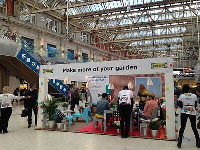 Ikea mastering the delight stage with experiential marketing