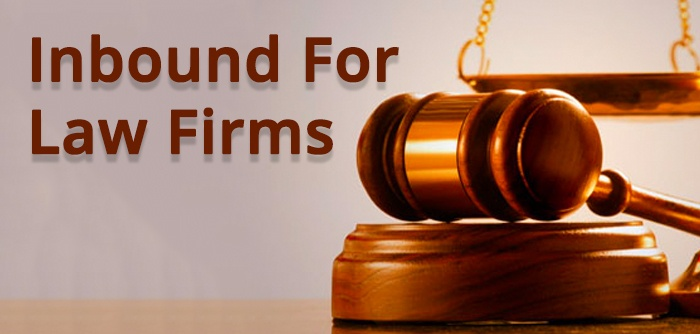 Inbound Marketing For Law Firms