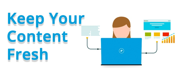 Keeping your content fresh