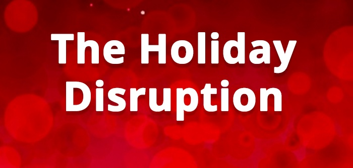 How do the holidays affect your website?