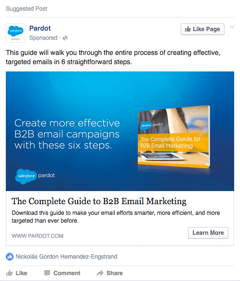 email advertisements