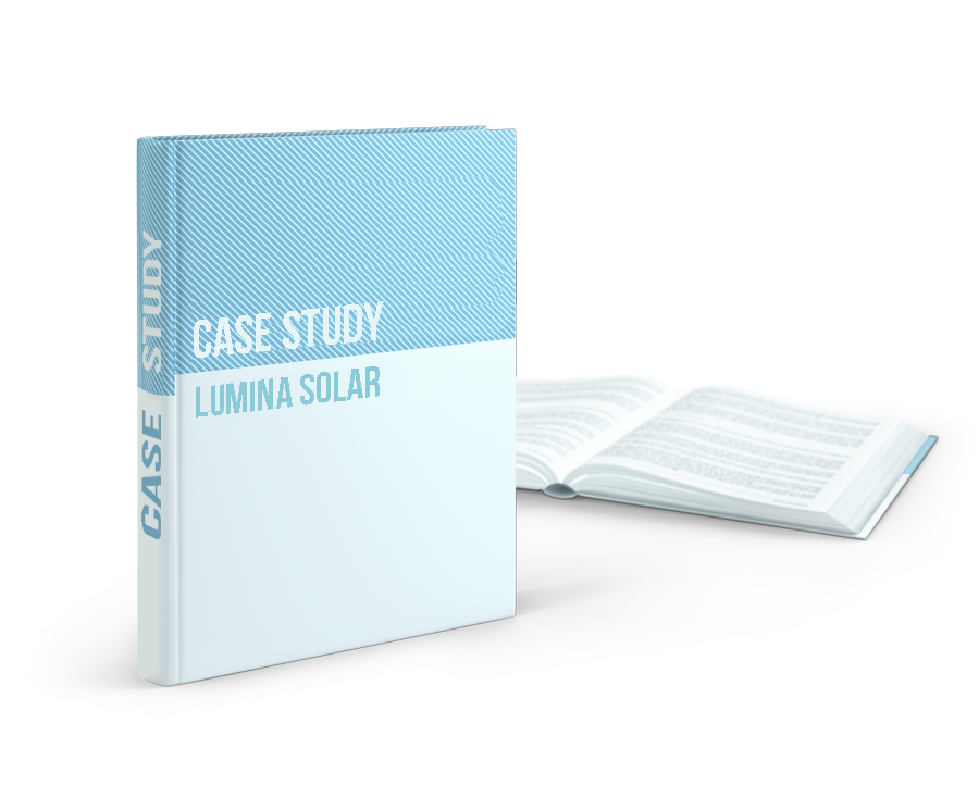 Lumina Solar Case Study Cover