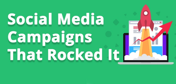 5 Social Media Campaigns I Found That Rocked It