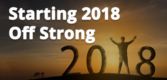 Start 2018 Strong: Build Your Inbound Marketing In 3 Steps
