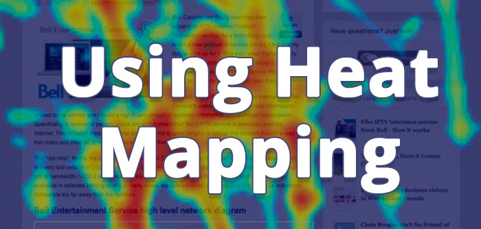 How To Use A Heat Mapping Strategy To Improve Web Design And Content