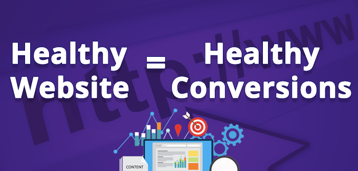 Keep Your Website Healthy with These Specific Vitamins aka Strategies